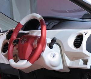 The characteristics of car interior paint